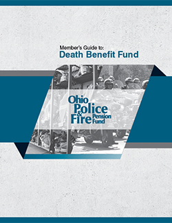 Members' Guide to Death Benefit Fund
