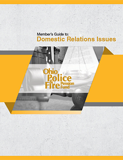 Members' Guide to Domestic Relations Issues