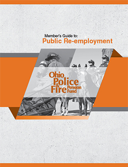 Members' Guide to Public Re-employment